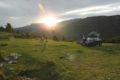 Gruzja. Przełecz przy drodze z Ckaltubo do Lentheki, zaraz przed wioska Gvedi