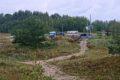 Łotwa Dabas parks Pape