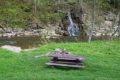 Pszczeliny – Wodospad