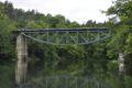 Most kratownicowy w Rutkach