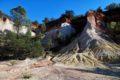 Ochrowe skały Roussillon