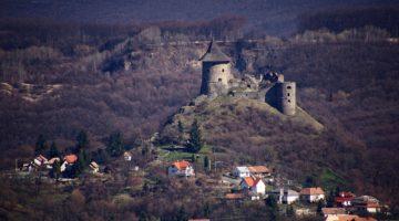 Zamek Somoskő