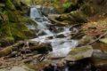 Wodospad w Berehach