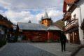 Mănăstirea Sfântul Ilie w Albac