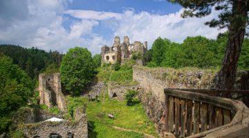 Zamek Dívčí Kámen