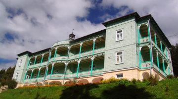 Klasztor Nazaretanek w Komańczy