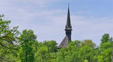 Cerkiew św. Eliasza w Cupșeni