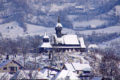 Cerkiew Nistoreşti w Săliștea de Sus