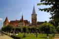 Warowny Kościół w Moşna