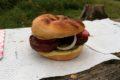 Burger biwakowy