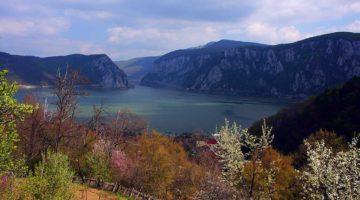 Widokowa trasa 57 Przełomem Dunaju
