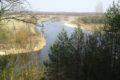 Gnojno – Punkt widokowy na dolinę rzeki Bug