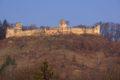 Cetatea Țărănească w Saschiz