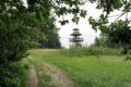 Wola Uhruska, wieża widokowa