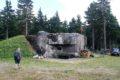 Průsek, bunkier w Orlických horách