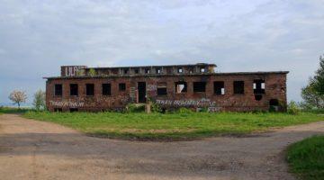 Ruiny radiostacji Rudiger 2