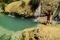 Wodospady Polylimnio