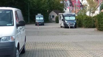 Parkplatz Pegnitzwiese