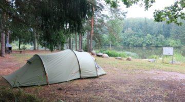Estonia, Region Parnu, Lake Rae