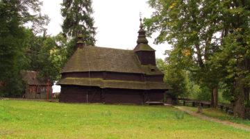 Cerkiew w Ruskim Potoku
