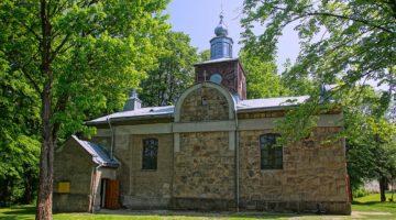 Cerkiew greckokatolicka w Rozdzielu