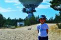 Radioteleskop w Irbene