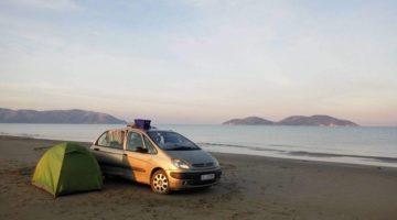 Albania – okolice Wlora