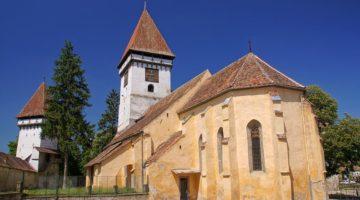 Kościół warowny w Agnita