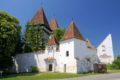 Kościół warowny w Dealu Frumos