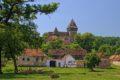 Kościół warowny w Iacobeni