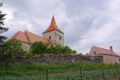 Ufortyfikowany ewangelicki kościół Avrig