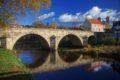 Kamienny most w Bardzie