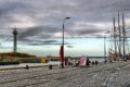Molo i port w Kołobrzegu