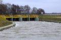 Wrota sztormowe na kanale jamieńskim