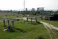 Nad Dniestrem między wsiami Siwka Wojnyliwska i Stary Martyniw