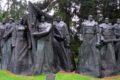 Park Grūtas koło Druskiennik na Litwie