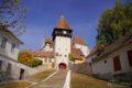 Kościół warowny w Bazna