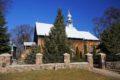 Modrzewiowy kościół w Starej Rawie
