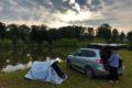 Upadły Camping Dragomirna