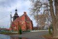 Kościół w Pągowie
