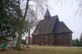 Drewniany kościół w Smarchowicach Śląskich