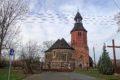 Stronia, romański kościół Narodzenia NMP