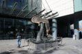 Rzeźba Salvadora Dali we Wrocławiu