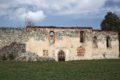 Ruina kościoła gotyckiego w Nasławicach