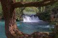 Wodospady Dwoslap i Trislap