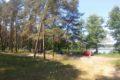 Nad jeziorem Piaskowym