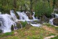 Mały wodospad w Martin Brod
