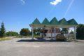 Opuszczona stacja paliw niedaleko Parku Narodowego Podilski Tovtry