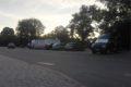 Parking przed Twierdzą Brzeską