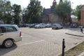 Sztum, parking przy kościele Św. Anny